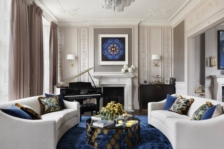 TOP 100 INTERIOR DESIGNERS BY COVETED MAGAZINE: PART II