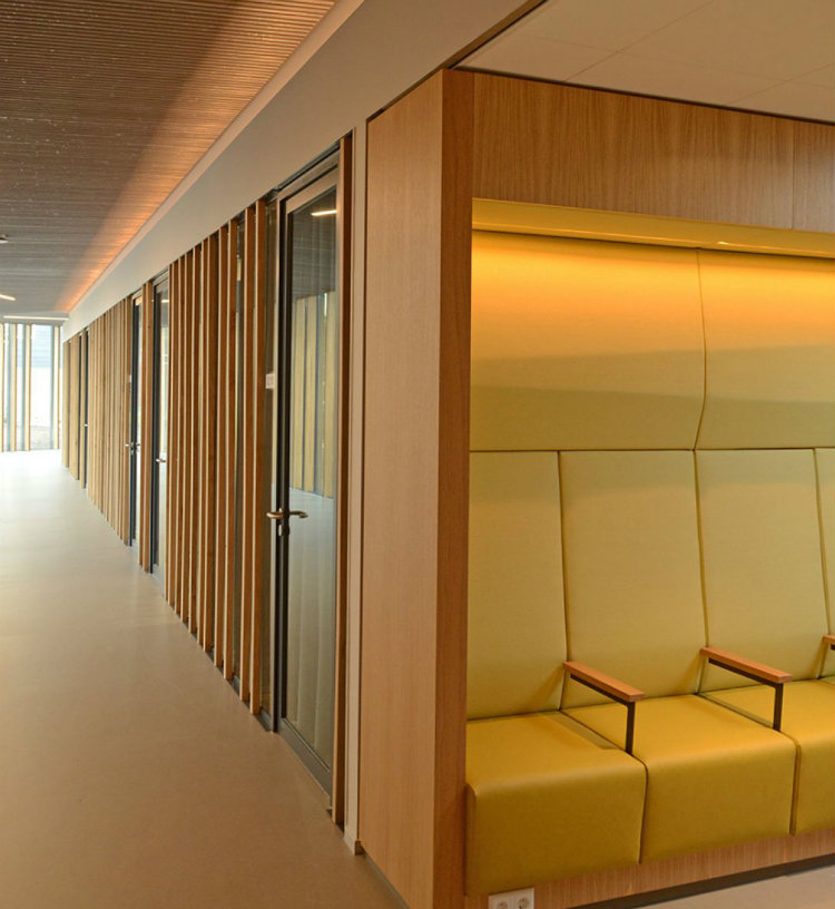 Vanderplas - Interior IPSE de Bruggen vanderplas Vanderplas: Interior Design as a Family Business Vanderplas Interior IPSE de Bruggen