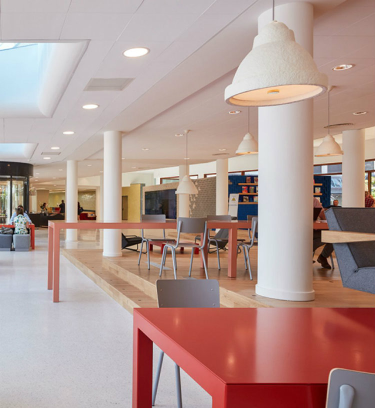 Vanderplas - National Archives The Hague vanderplas Vanderplas: Interior Design as a Family Business Vanderplas National Archives The Hague
