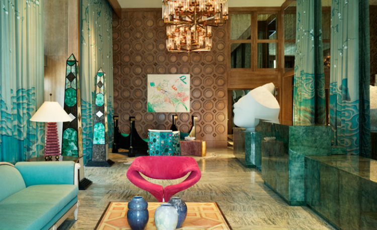 kelly wearstler Top Interior Designers | Kelly Wearstler Viceroy Miami