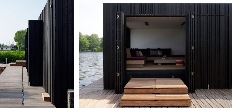 piet boon Piet Boon: A Timeless Sense of Pure top interior designers piet boon studio dutch floating home 2