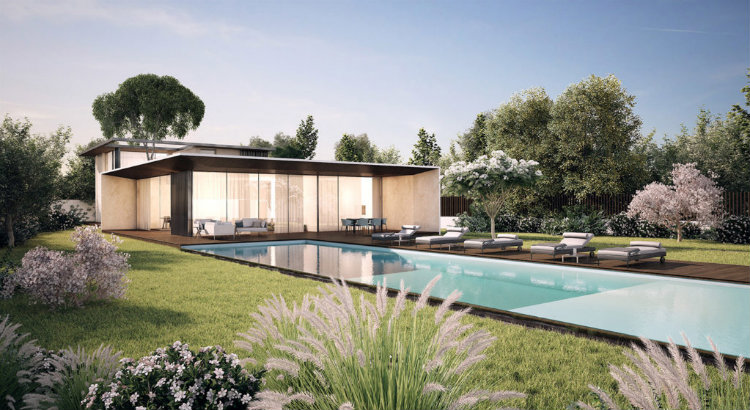 A2Plus - Villa in Milan a2plus A2Plus Design Human and Sustainable A2Plus Villa in Milan
