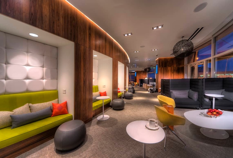big red rooster Big Red Rooster: Innovation, Design and Envisioning American Express The Centurion Lounge