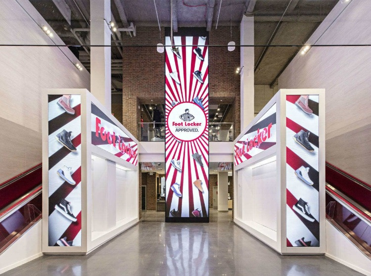 big red rooster Big Red Rooster: Innovation, Design and Envisioning Foot Locker