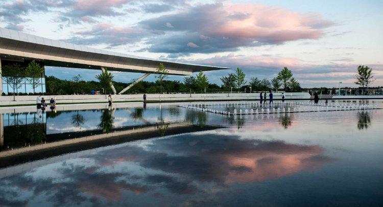 HKS Architects - MGM National Harbor hks architects HKS Architects: Purposefully Designing a Better World HKS Architects MGM National Harbor