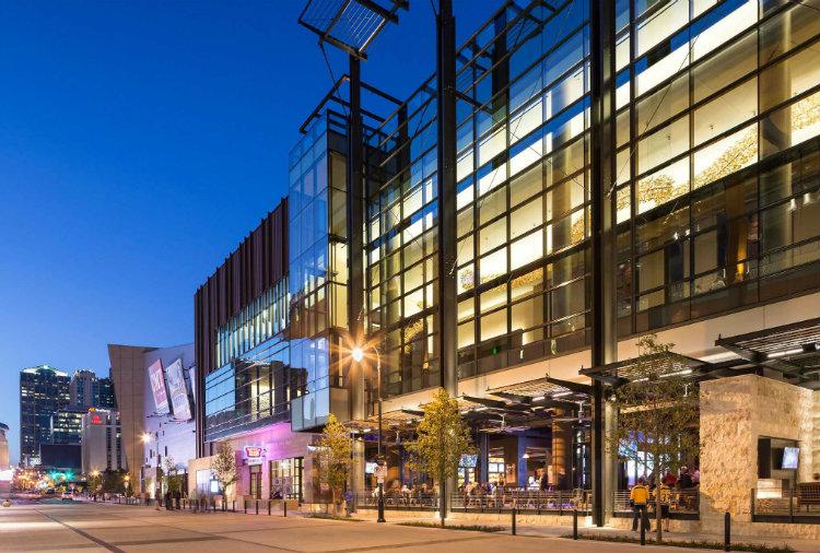 HKS Architects - Omni Nashville Hotel hks architects HKS Architects: Purposefully Designing a Better World HKS Architects Omni Nashville Hotel