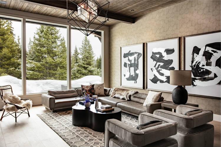 JAC Interiors - Big Sky, Yellowstone Club jac interiors JAC Interiors: Luxury Design from Los Angeles JAC Interiors Big Sky Yellowstone Club
