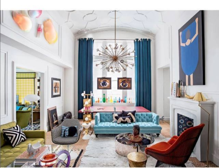 nyc interior designers The Best of USA: Top 20 NYC Interior Designers JonathanAdler2