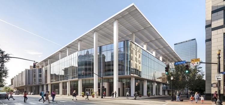 toronto interior designers The Best of Toronto Interior Designers Kentucky International Convention Center by HOK Canada 1