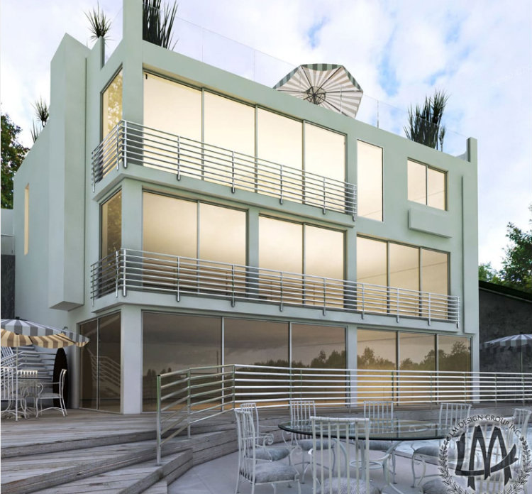 LM Design Group - Popovsky Residence lm design group LM Design Group: Unparalleled Interior Design LM Design Group Popovsky Residence