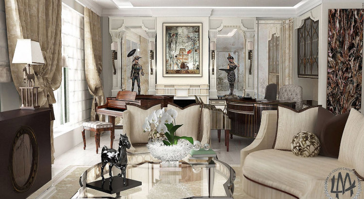 lm design group LM Design Group: Unparalleled Interior Design LM Design Group Red Square
