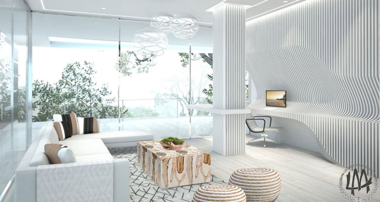 LM Design Group - White Palace lm design group LM Design Group: Unparalleled Interior Design LM Design Group White Palace