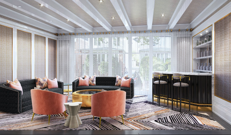 Ovadia Design - Brooklyn Residence ovadia design Ovadia Design Group: WOW Design Ovadia Design Brooklyn Residence