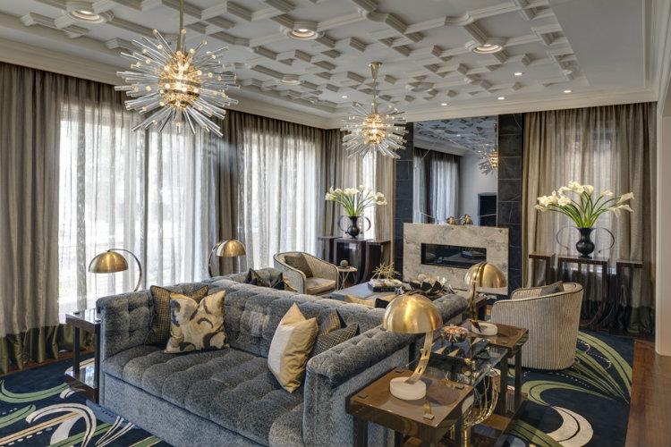 Ovadia Design - Private Estate ovadia design Ovadia Design Group: WOW Design Ovadia Design Private Estate