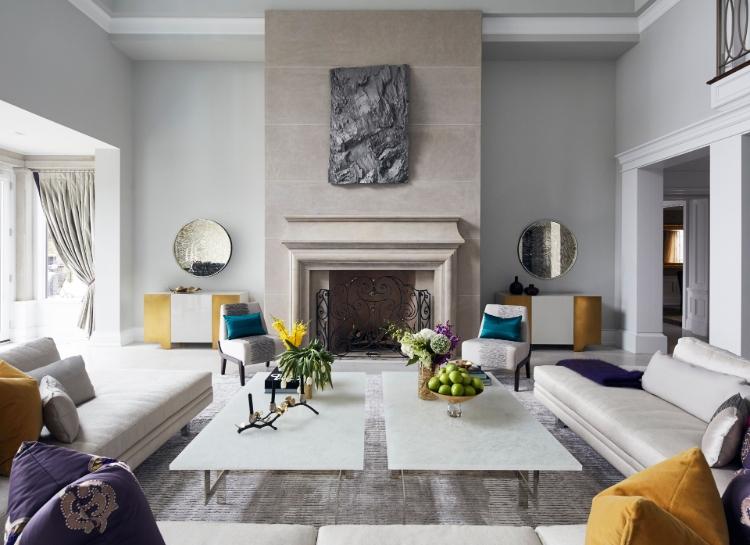 toronto interior designers The Best of Toronto Interior Designers Residential Project by Douglas Design Studio