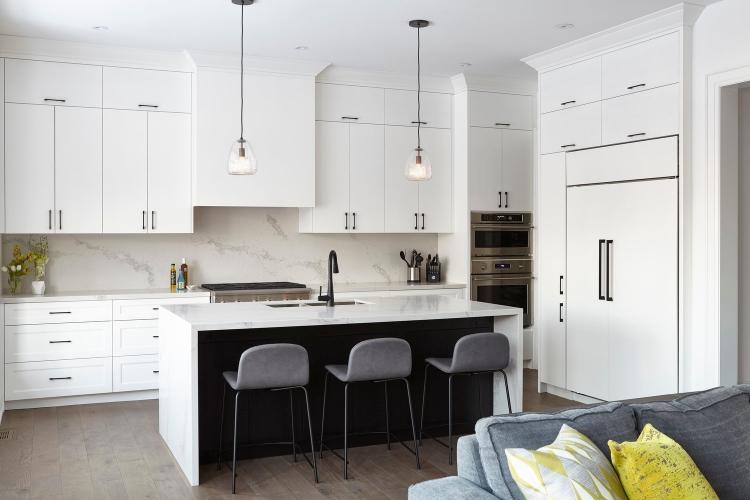 toronto interior designers The Best of Toronto Interior Designers Residential Project by Palmerston Design 1