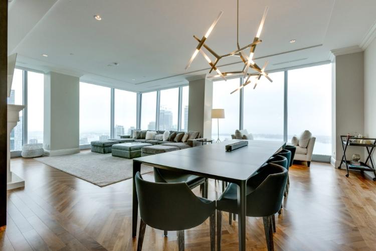 toronto interior designers The Best of Toronto Interior Designers Ritz Carlton Residences by Harrison Fae Design 1
