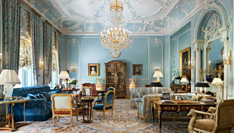 Top 20 Interior Designers Paris