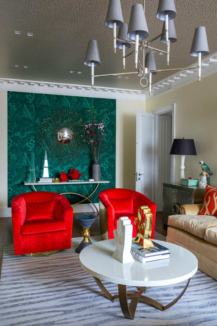 Top Interior Designers Moscow