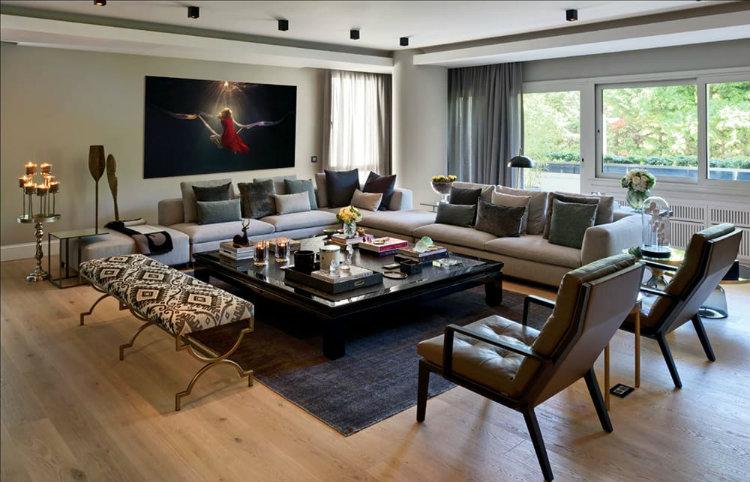 Top Interior Designers Middle East - Esra Kazmirci