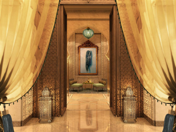 Top Interior Designers Middle East - Kevin Mclachlan