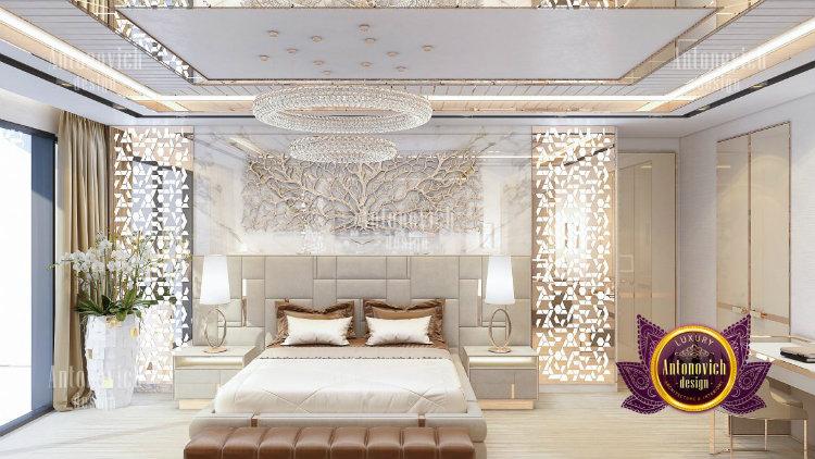Top Interior Designers Middle East - Luxury Antonovich