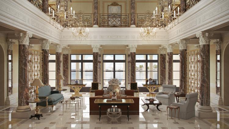 Top Interior Designers Middle East - Avanzato Design