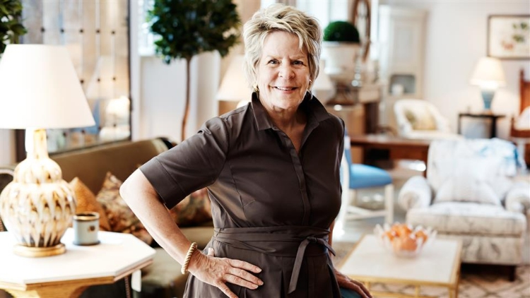 nyc interior designers The Best of USA: Top 20 NYC Interior Designers bunny williams