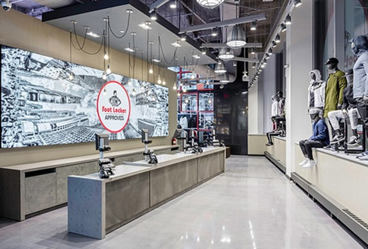 big red rooster Big Red Rooster: Innovation, Design and Envisioning foot locker 2