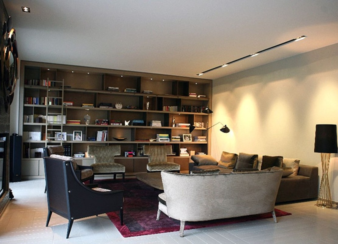 Didier Gomez - Inspirational Apartment in Paris didier gomez Didier Gomez – Inspirational Apartment in Paris Didier Gomez Inspirational Apartment in Paris 2 1