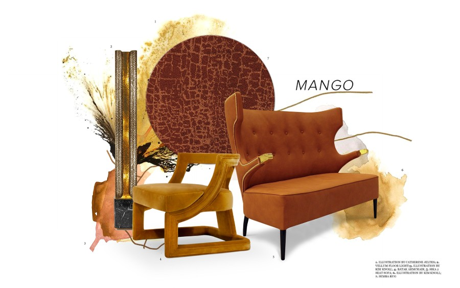 mango colour Mango Colour – The Exotic Trend Design You Need Mango Colour The Exotic Trend Design You Need