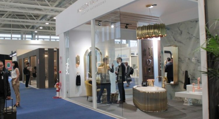 Cersaie 2019 - Highlights from the Luxury Bathroom Event cersaie 2019 Cersaie 2019 – Highlights from the Luxury Bathroom Event Cersaie 2019 Highlights from the Luxury Bathroom Event 1 750x410