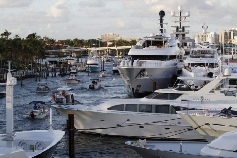Fort Lauderdale International Boat Show 2019 - Trade Show Highlights fort lauderdale international boat show 2019 Fort Lauderdale International Boat Show 2019 – Trade Show Highlights Fort Lauderdale International Boat Show 2019 Trade Show Highlights 10