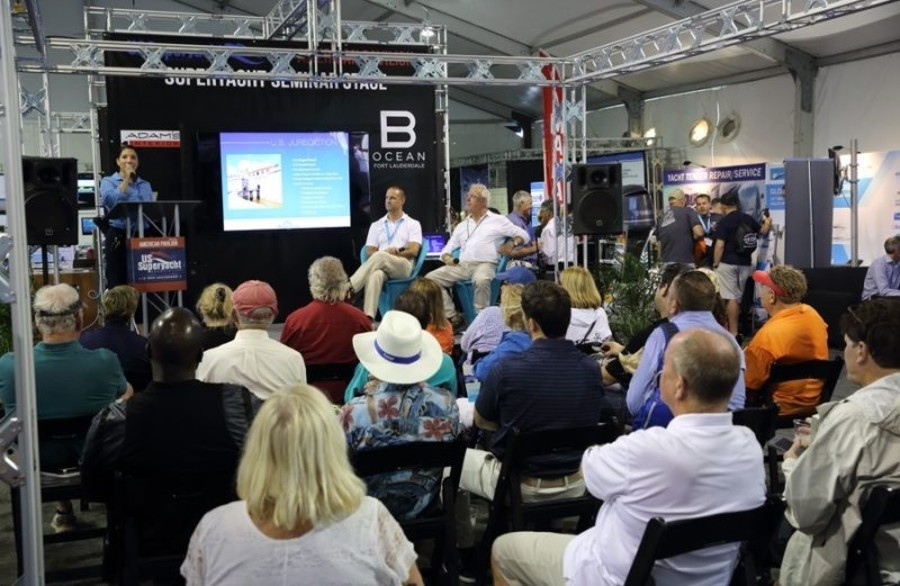 Fort Lauderdale International Boat Show 2019 - Trade Show Highlights fort lauderdale international boat show 2019 Fort Lauderdale International Boat Show 2019 – Trade Show Highlights Fort Lauderdale International Boat Show 2019 Trade Show Highlights 7