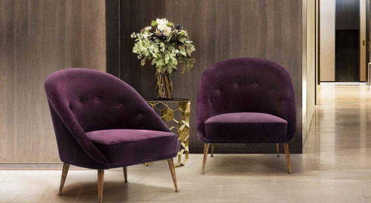 2020 Trends - Modern Upholstery 2020 trends 2020 Trends – Modern Upholstery Velvet Armchair Malay by BRABBU 2020 Modern Upholstery Trends 750x410