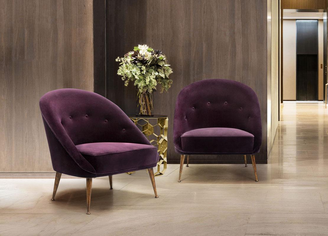 2020 Trends - Modern Upholstery 2020 trends 2020 Trends – Modern Upholstery Velvet Armchair Malay by BRABBU 2020 Modern Upholstery Trends