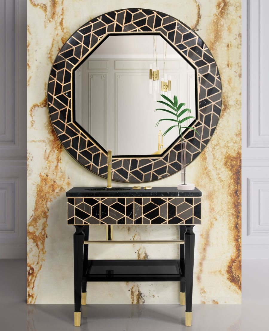 Decor Trends 2020 - From Bold Patterns to Natural Stone decor trends 2020 Decor Trends 2020 – From Bold Patterns to Natural Stone Home Decor Trends From Bold Patterns to Natural Stone 10