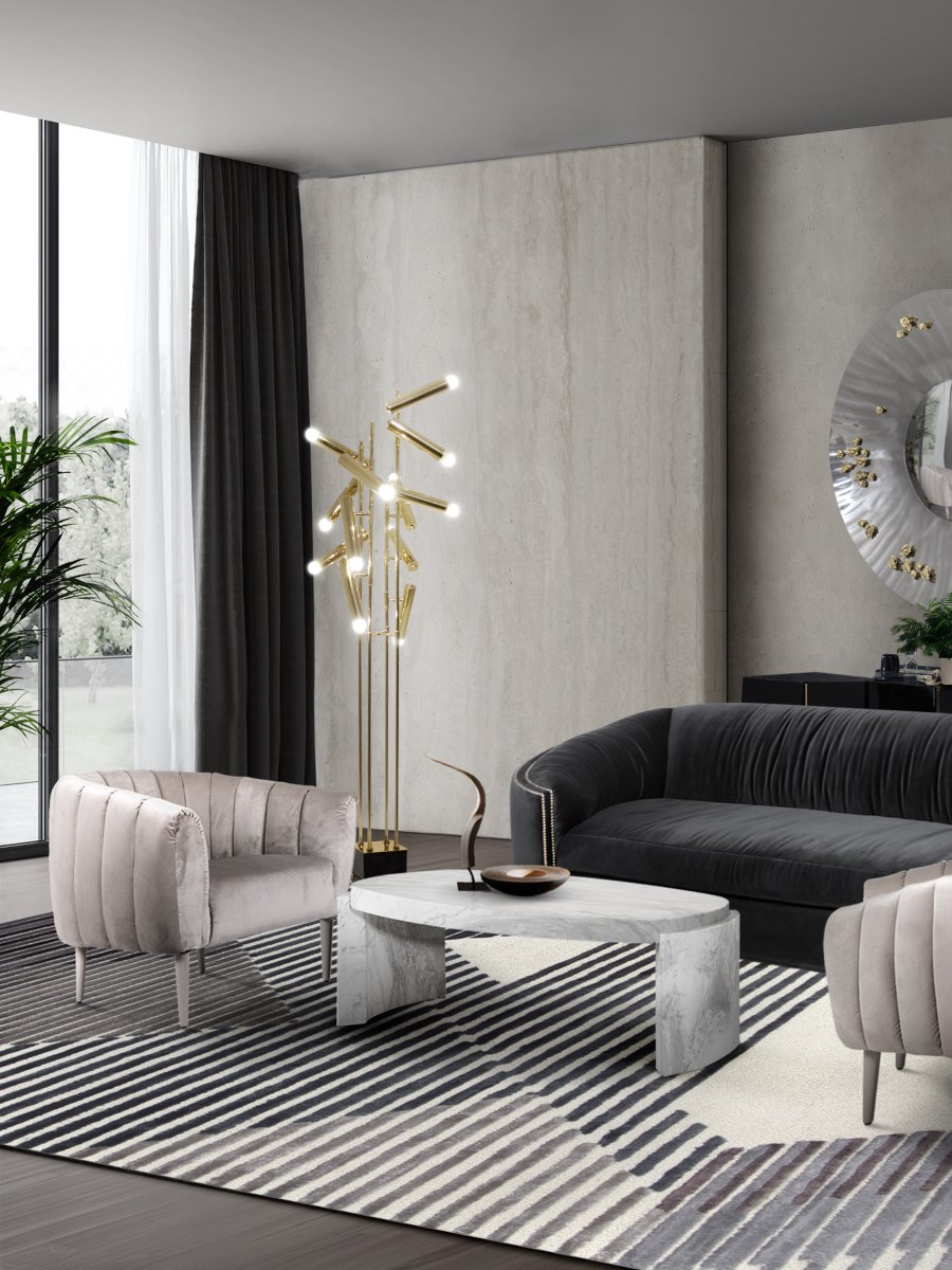 Decor Trends 2020 - From Bold Patterns to Natural Stone decor trends 2020 Decor Trends 2020 – From Bold Patterns to Natural Stone Home Decor Trends From Bold Patterns to Natural Stone 5