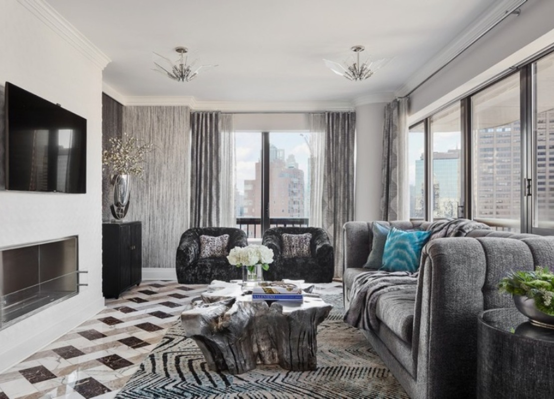 Ovadia Design Group - Inside the UES Pied-À-Terre Project in New York