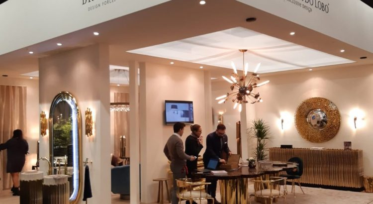 imm Cologne 2020 - BRABBU and Covet House's Stand
