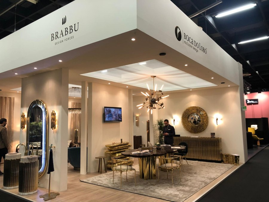 imm Cologne 2020 - BRABBU and Covet House's Stand imm cologne 2020 imm Cologne 2020 – BRABBU and Boca do Lobo Stand imm Cologne 2020 BRABBU and Covet Houses Stand 5