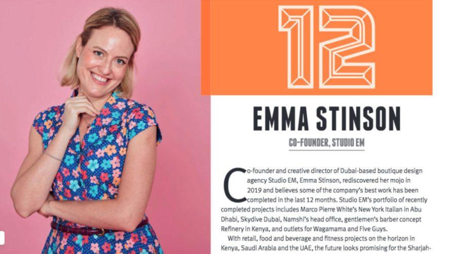 Emma Stinson – The Creative Director Behind Studio EM emma stinson Emma Stinson – The Creative Director Behind Studio EM Emma Stinson     The Creative Director Behind Studio EM 2