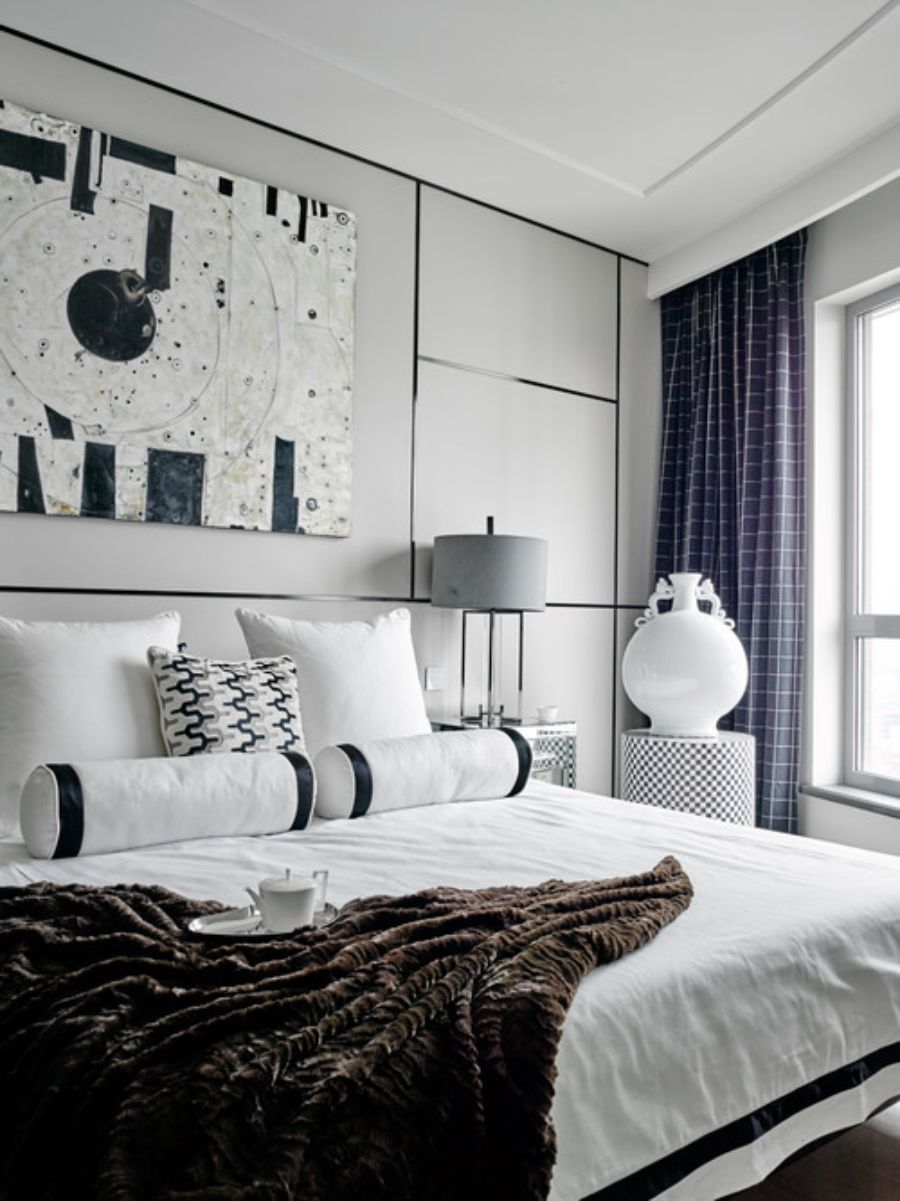 Baptiste Bohu Interiors - Timeless Downtown Apartment in Shanghai baptiste bohu Baptiste Bohu Interiors – Timeless Downtown Apartment in Shanghai Baptiste Bohu Interiors Timeless Downtown Apartment in Shanghai 4
