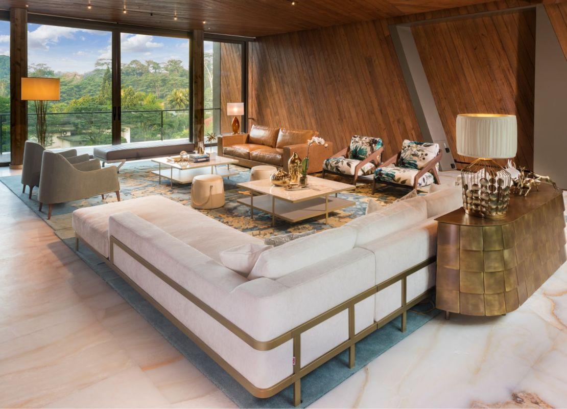 Pure Interior Holistic High-End Luxury Design