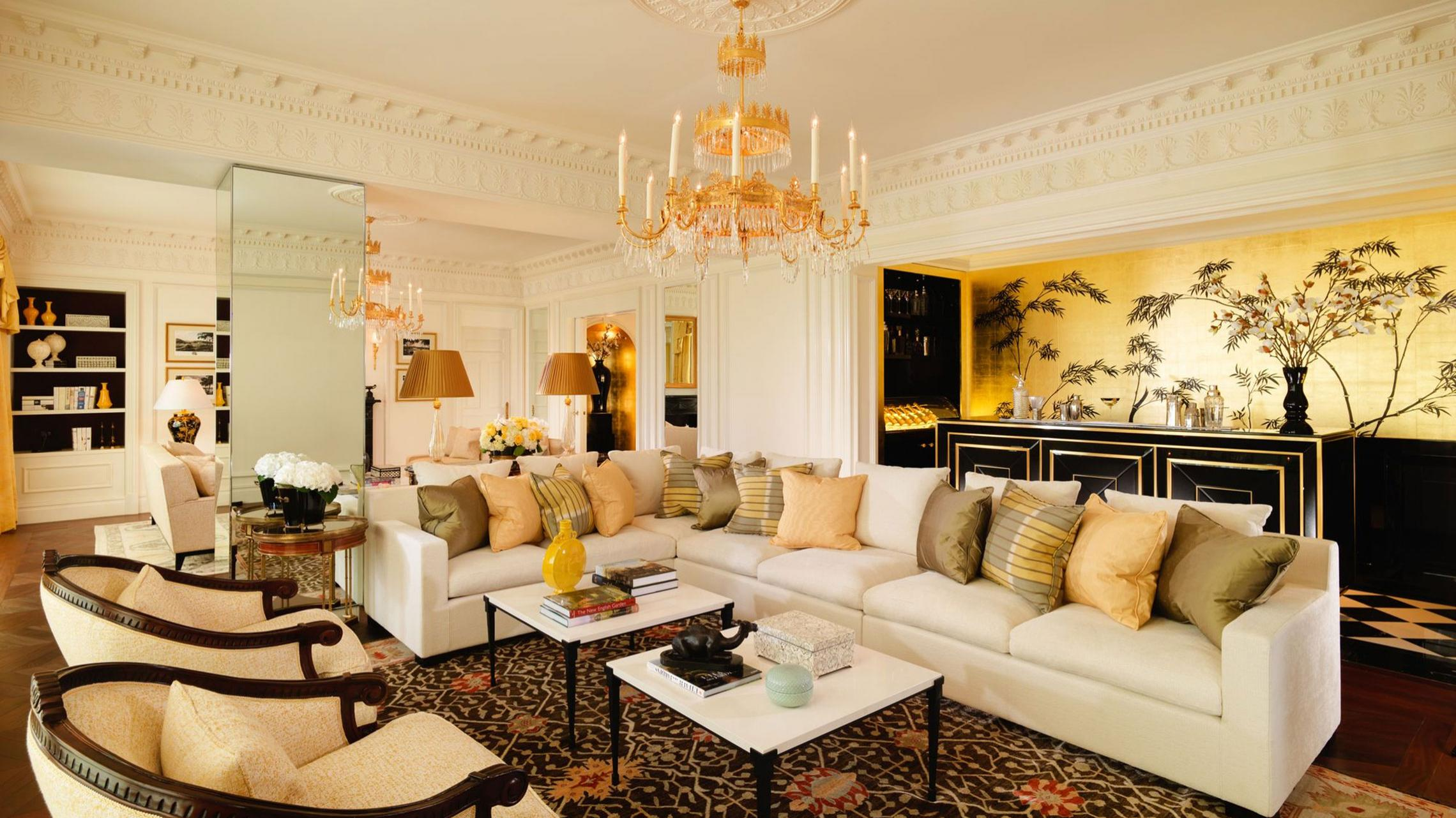pierre-yves rochon Interior Design from Paris to Chicago: Pierre-Yves Rochon The Savoy Hotel London  2