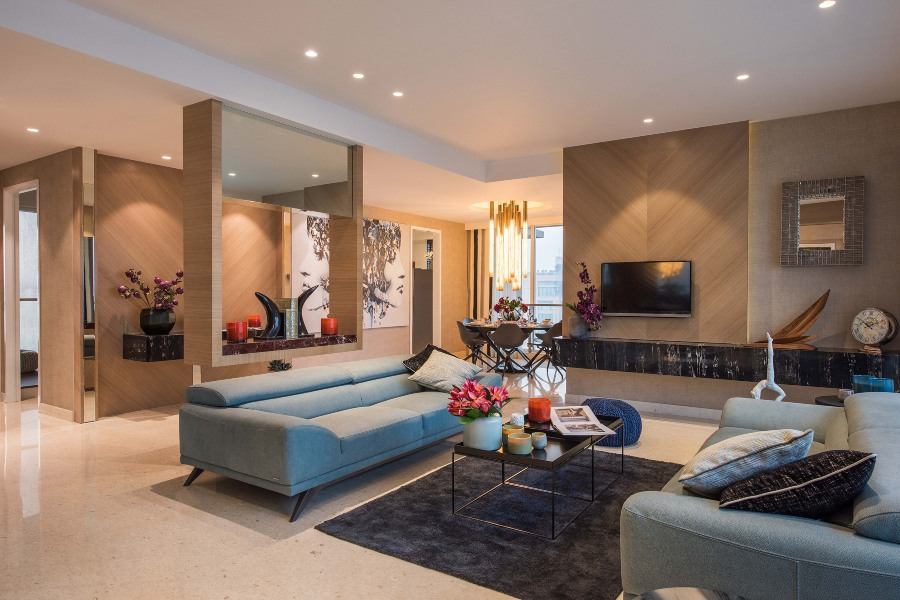 Architecture and Interiors With Classic Elegance by ZZ Architects