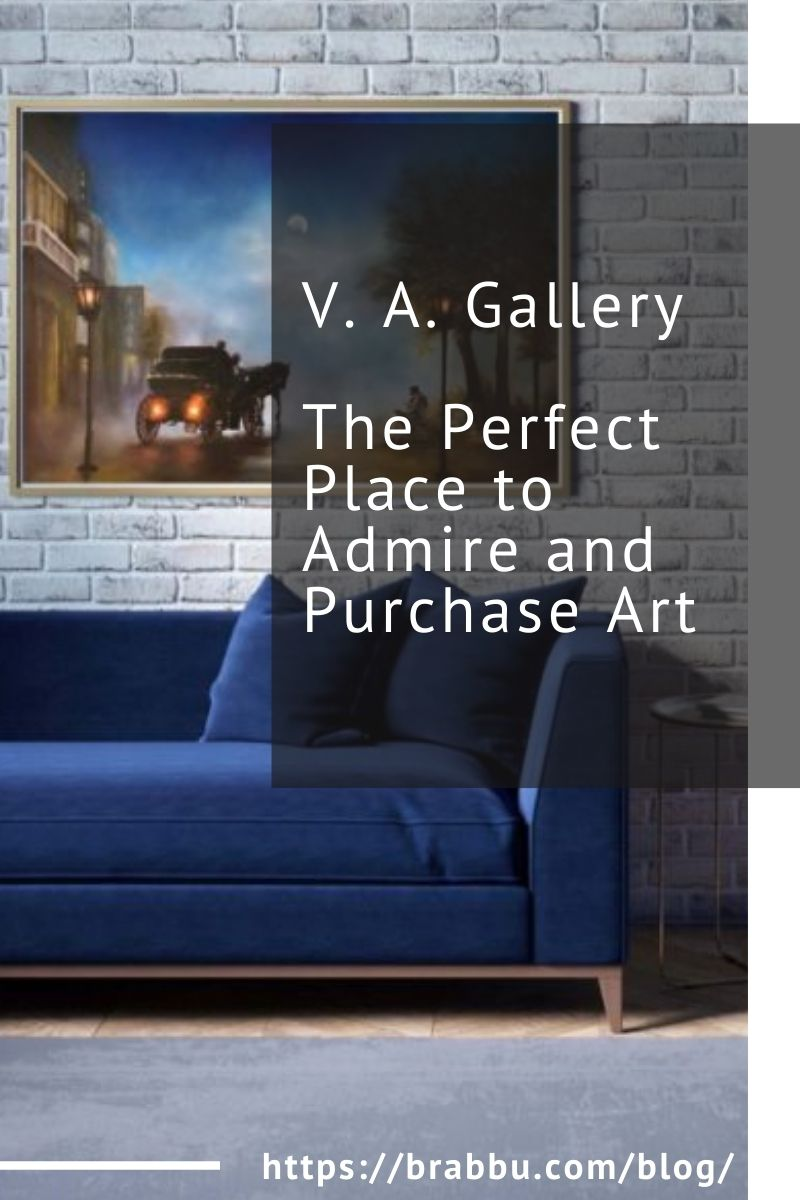VA Gallery Poland, The Perfect Place to Admire and Purchase Art