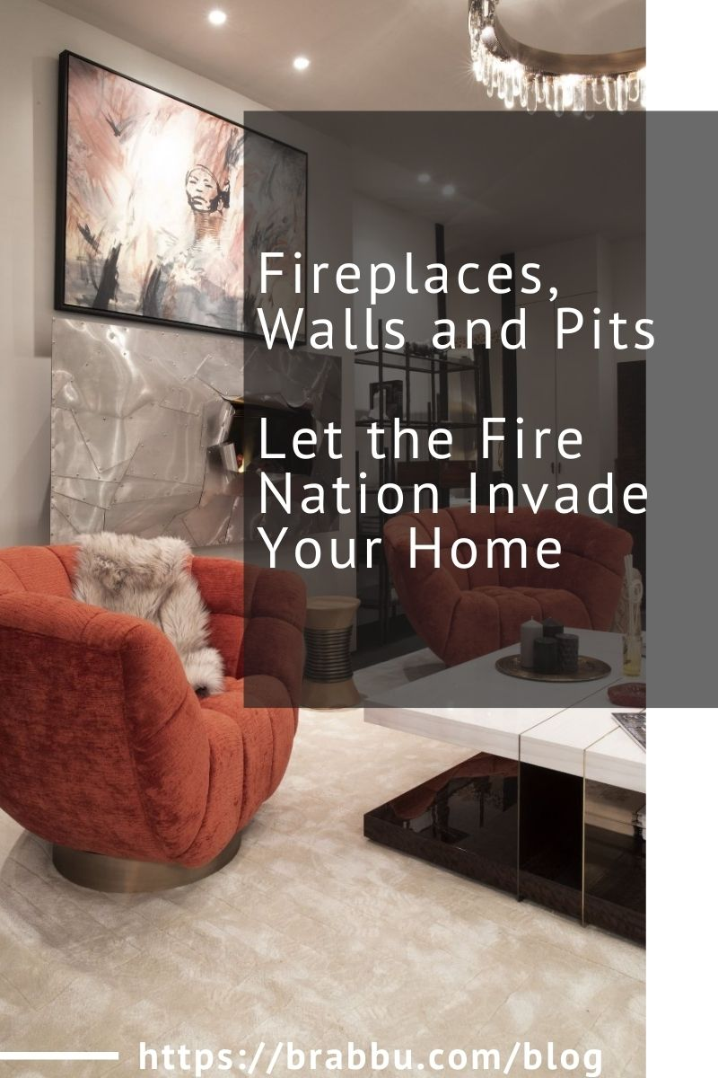 fireplaces Fireplaces, Walls and Pits, Let the Fire Nation Invade Your Home Fireplaces Walls and Pits Let the Fire Nation Invade Your Home 1 1