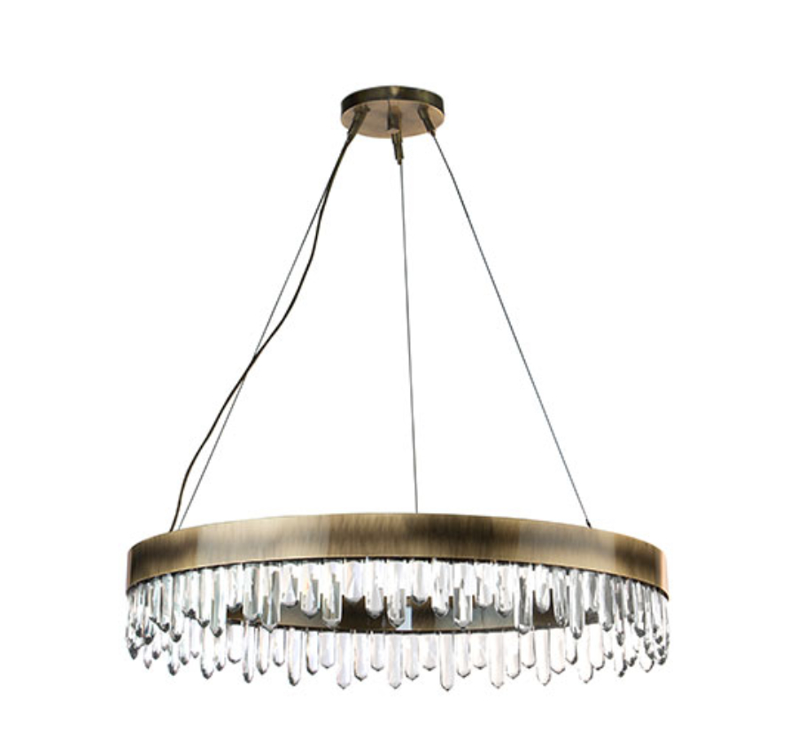 alfonso femia Alfonso Femia, A Remarkable Italian Interior Designer naicca brass chandelier contemporary lighting design 3