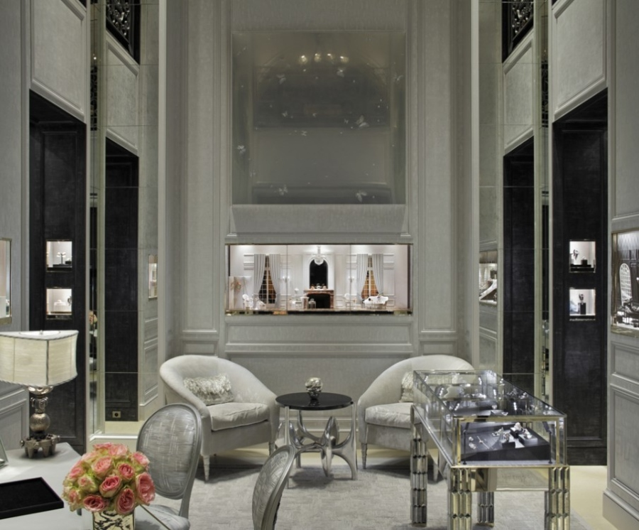 Peter Marino, The Way to Turn Luxury Fashion Stores Into Art peter marino Peter Marino, The Way to Turn Luxury Fashion Stores Into Art Peter Marino The Way to Turn Luxury Fashion Stores Into Art 9